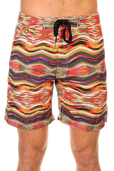 Шорты пляжные Insight Stripe Hot<br><br>Цвет: мультиколор<br>Тип: Шорты пляжные<br>Возраст: Взрослый<br>Пол: Мужской