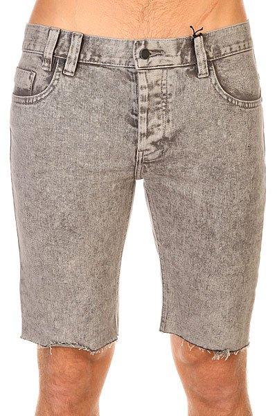 Шорты джинсовые Insight Jeans Grey Acid<br><br>Цвет: серый<br>Тип: Шорты джинсовые<br>Возраст: Взрослый<br>Пол: Мужской