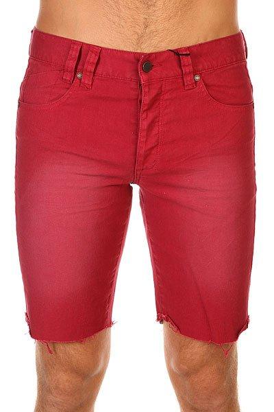 Шорты джинсовые Insight Los Meurtos Deadbeet<br><br>Цвет: бордовый<br>Тип: Шорты джинсовые<br>Возраст: Взрослый<br>Пол: Мужской