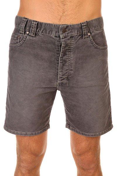 Шорты классические Insight Jeans Washed Floyd<br><br>Цвет: серый<br>Тип: Шорты классические<br>Возраст: Взрослый<br>Пол: Мужской