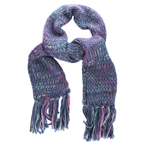 Шарф женский Roxy Nola Scarf Ensign Blue