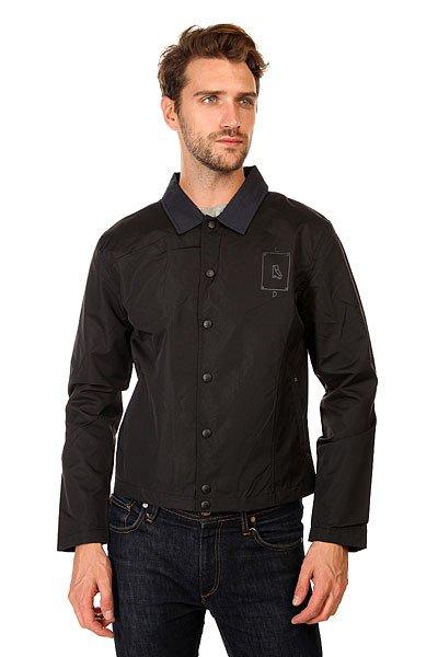 Куртка кожаная Insight 212300 Black
