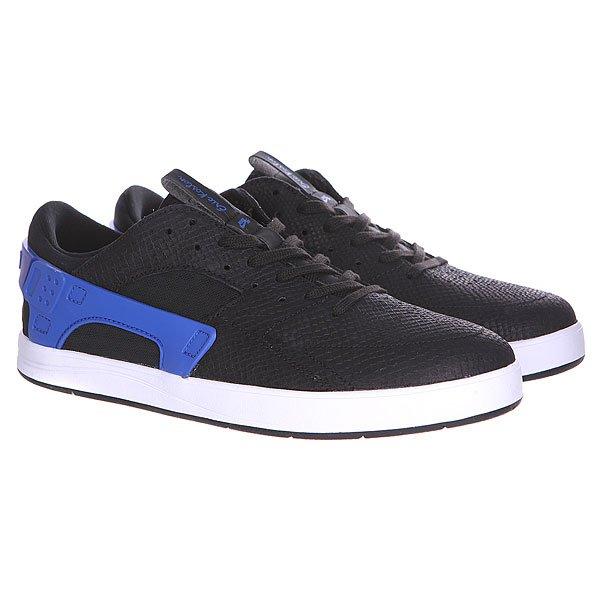 Кроссовки Nike Eric Koston Huarache Black/Black Game/Royal White от Proskater