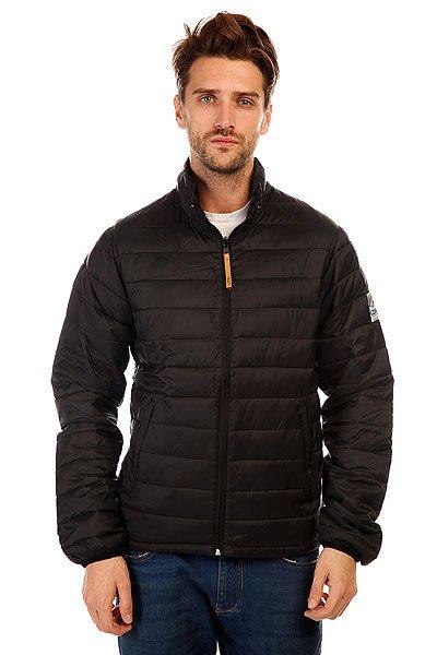 Пуховик CLWR Moss Jacket Black<br><br>Цвет: черный<br>Тип: Пуховик<br>Возраст: Взрослый<br>Пол: Мужской
