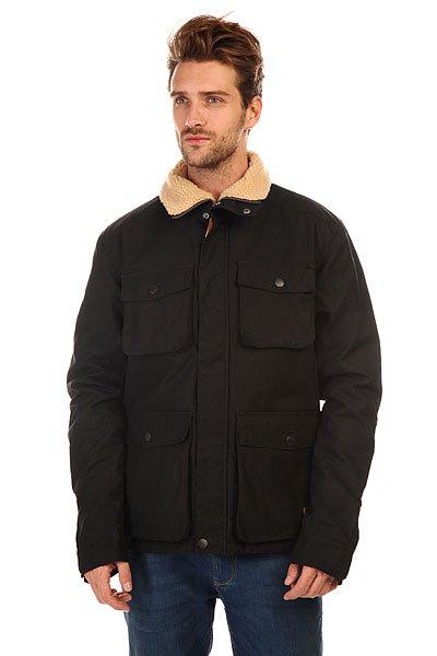 Куртка зимняя CLWR M15 Jacket Black пуховик женский colour wear cub jacket black