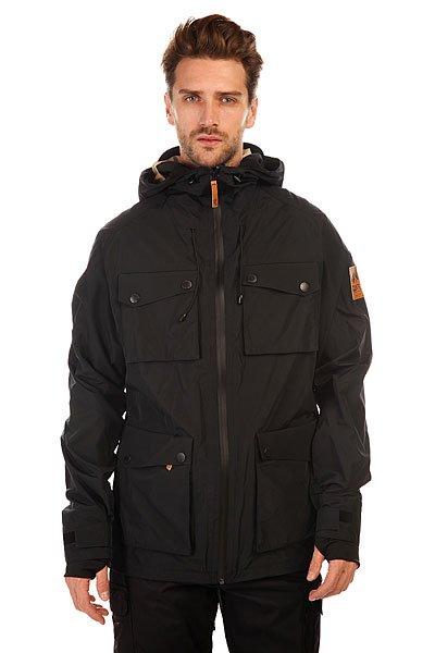 Куртка CLWR Blade Jacket Black