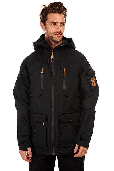 ������ ����� CLWR Falk Jacket Black