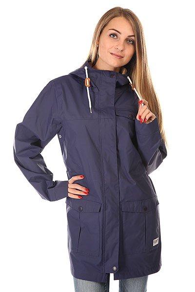 цена  Куртка парка женская Colour Wear Jetty Parka Patriot Blue  онлайн в 2017 году