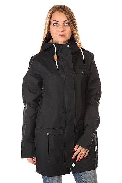 Куртка парка женская Colour Wear Jetty Parka Black