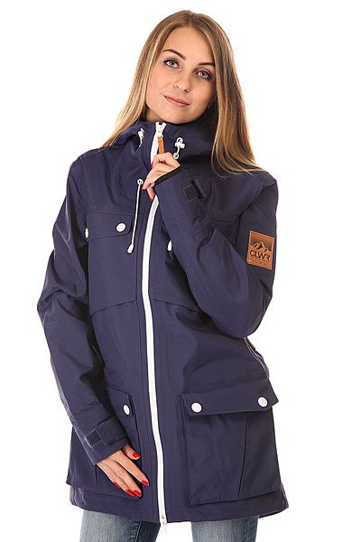 ������ ������� Colour Wear Lynx Jacket Patriot Blue