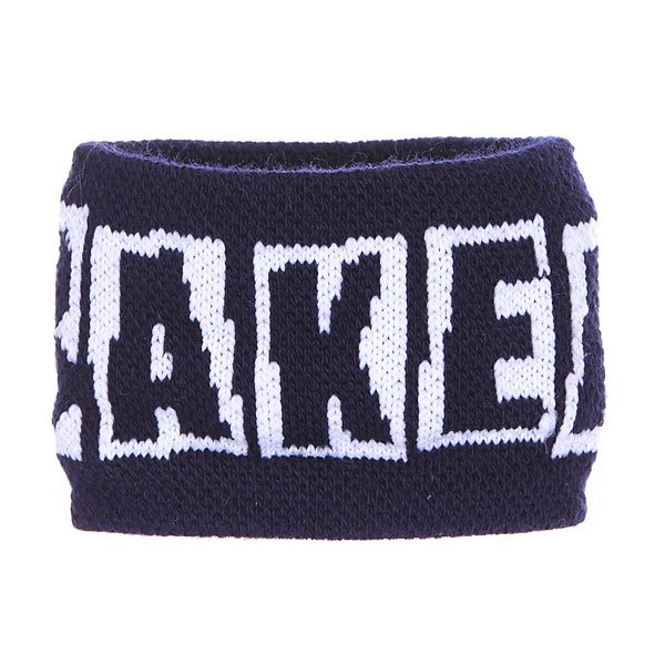 Напульсники Baker Brand Logo Navy<br><br>Цвет: черный<br>Тип: Напульсники<br>Возраст: Взрослый<br>Пол: Мужской