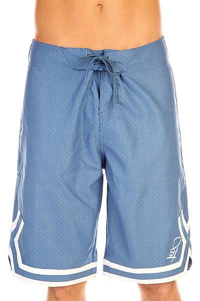 Шорты пляжные K1X Double X Boardshorts Vintage Blue/White<br><br>Цвет: синий<br>Тип: Шорты пляжные<br>Возраст: Взрослый<br>Пол: Мужской
