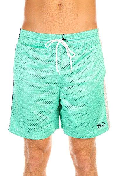 ����� ������� K1X Meshed Up Shorts Light Green