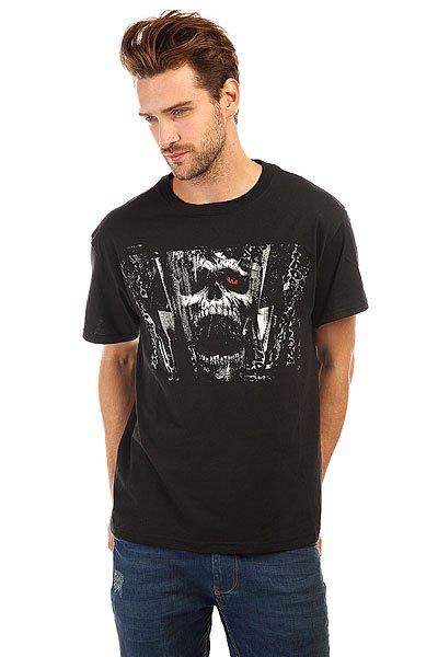 Футболка Grenade G.A.S. Methamphibian Skull Black<br><br>Цвет: черный<br>Тип: Футболка<br>Возраст: Взрослый<br>Пол: Мужской