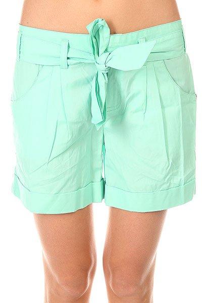 Шорты классические женские Oakley Pch Short Sea Foam Green
