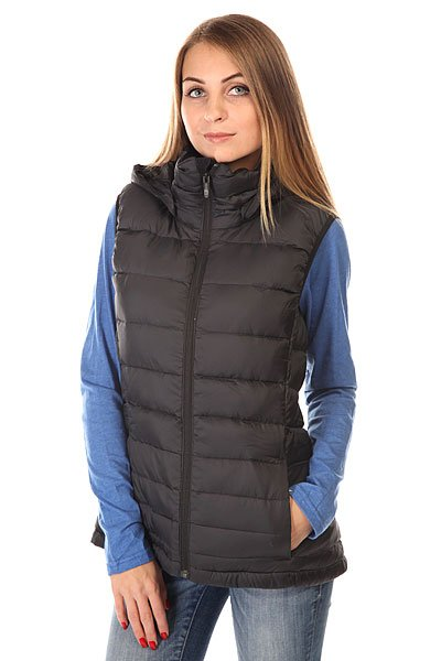 ����� ������� Burton Ak Squall Vest True Black