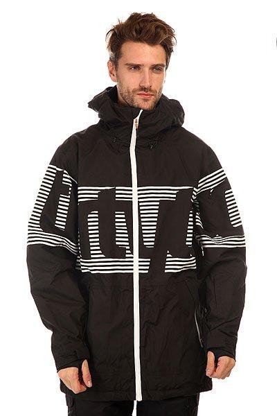 Куртка Thirty Two Lowdown Jacket Insulated BlackУтепленная куртка Thirty Two Lowdown сочетает в себе максимум технологий для вашего комфортного времяпровождения.Характеристики:Внутренняя подкладка из тафты. Утеплитель – 60 гр Level 1.Застежка-молния. Швы проклеены влагонепроницаемой лентой.Внутренний карман для защитной маски. Регулируемые манжеты на липучках. Медиа-карман для плеера. Карман для ски-пасса.Вентиляционные отверстия подмышками на молнии Pit Zips. Эластичные дополнительные манжеты с прорезями для больших пальцев.Фиксированная снегозащитная «юбка». Утепленные прорезные карманы для рук.Фасон: стандартный (regular fit).<br><br>Цвет: черный<br>Тип: Куртка утепленная<br>Возраст: Взрослый<br>Пол: Мужской
