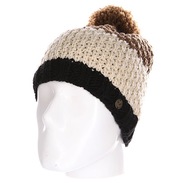 Шапка женская Roxy From The Block Rubber
