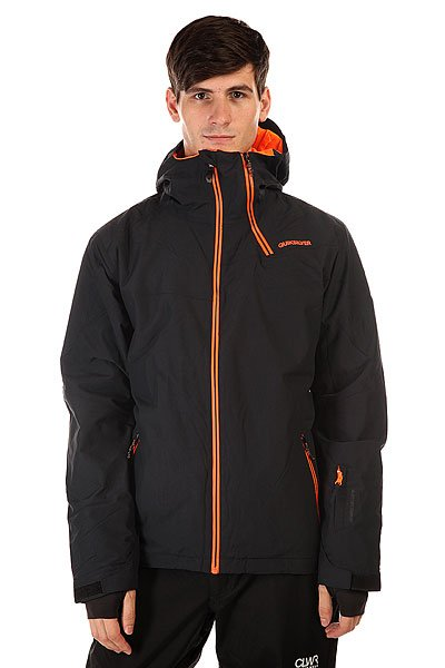 Куртка Quiksilver Zone Jkt Black