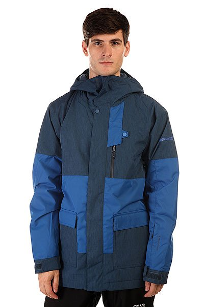 Куртка Quiksilver York Jkt Dark Denim