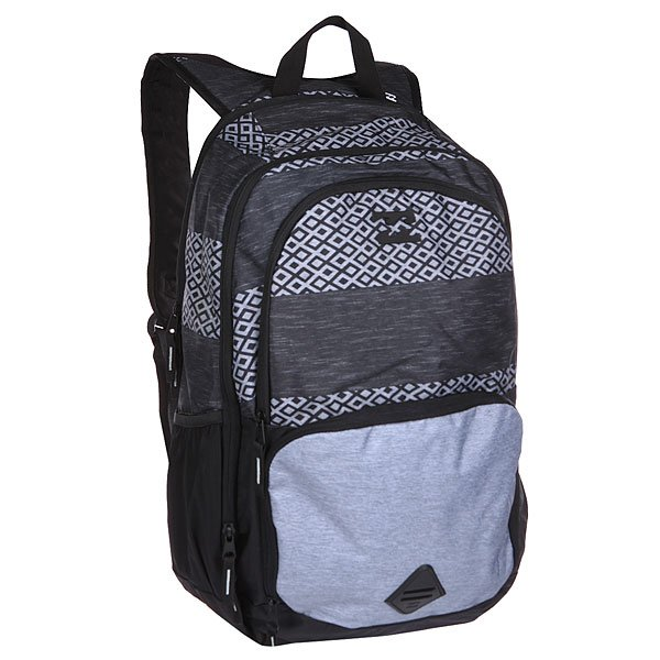 Рюкзак школьный Billabong Strike Thru Backpack Grey Heather