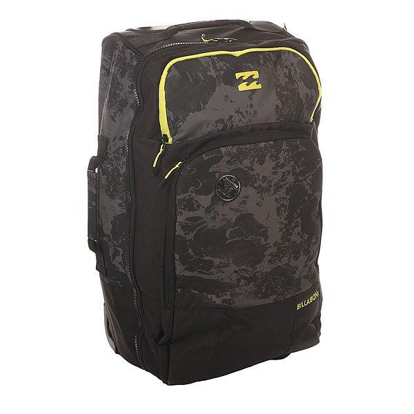 ����� �������� Billabong Commute Carry On Bag Black