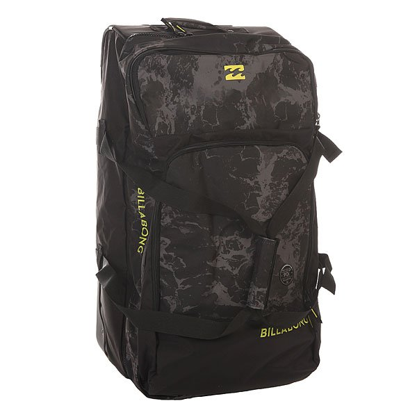 Сумка дорожная Billabong Transfer Travel Bag Black
