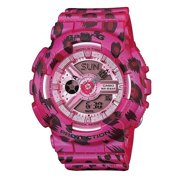 Часы детские Casio G-Shock Baby-g Ba-110lp-4a Pink