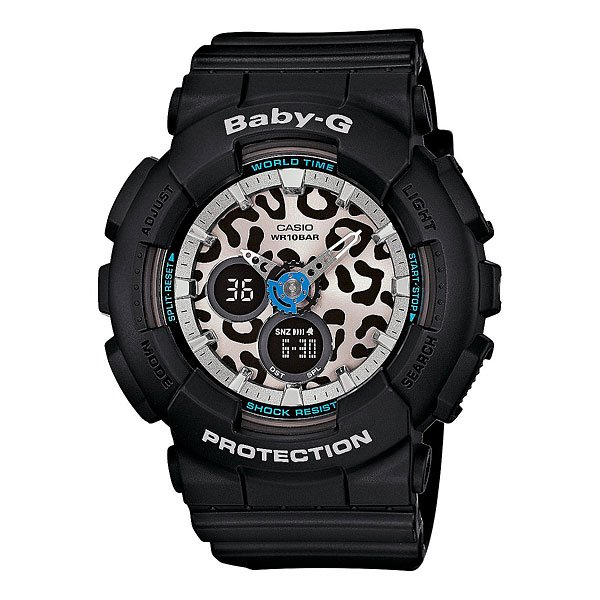 Часы детские Casio G-Shock Baby-G Ba-120Lp-1A Black 1 6 scale figure doll clothes male suit for 12 action figure doll accessories not include doll and other accessories no2185