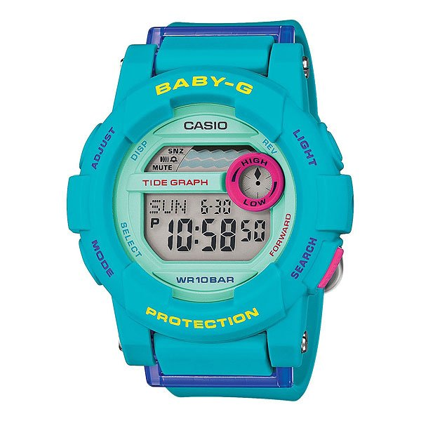 Часы детские Casio G-Shock Baby-G Bgd-180Fb-2E Blue