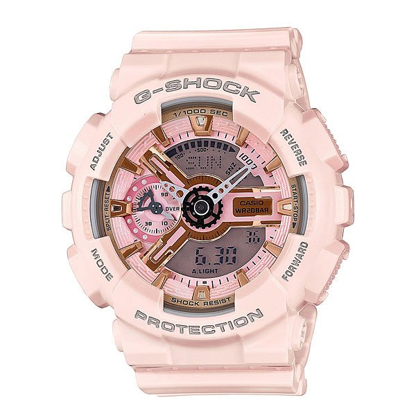 Часы женские Casio G-Shock Gma-S110Mp-4A1 Pink