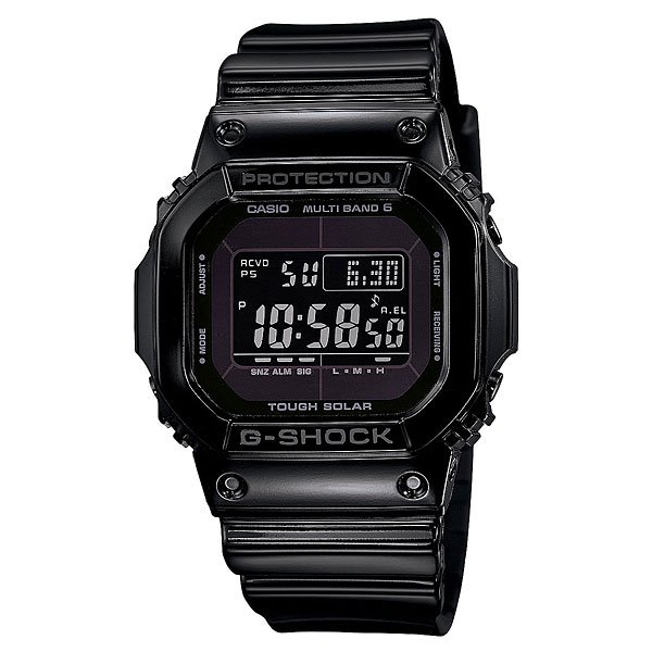 Часы Casio G-Shock Gw-M5610Bb-1E Black casio часы casio gw 9300cm 1e коллекция g shock