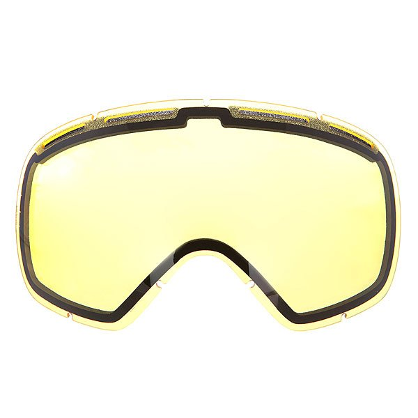 Линза для маски Ashbury Bullet Lens Yellow линза для маски von zipper lens feenom nls yellow