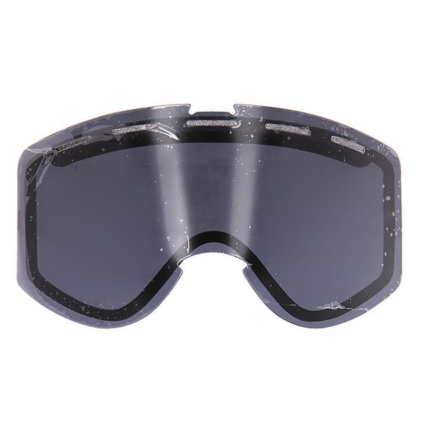 Линза для маски Ashbury Warlock Lens Black Smoke