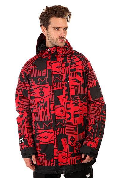 Куртка DC Ripley Torstein Ethnic Stri от Proskater
