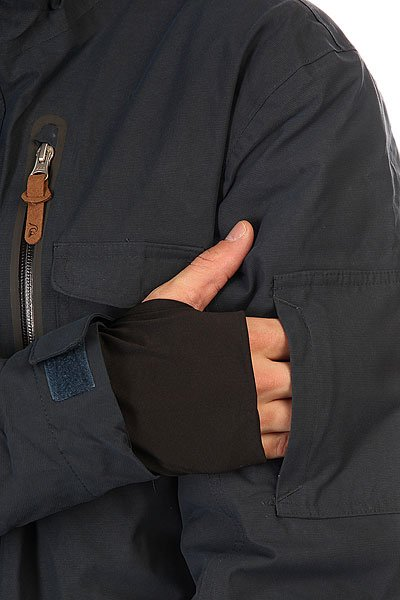 Куртка Quiksilver Dark Stormy Dark Denim от Proskater