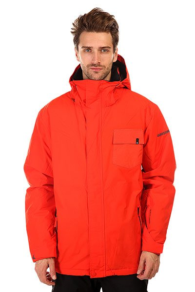 Куртка Quiksilver Mission Plain Poinciana
