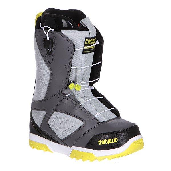 Ботинки для сноуборда Thirty Two Z Groomer Ft Grey