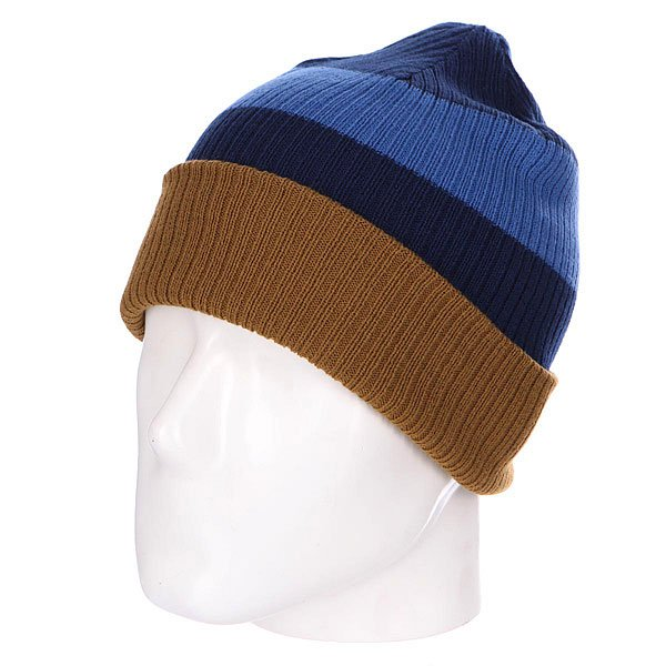 Шапка Billabong Slice Reversible Beanie Carmel шапка kini red bull reversible beanie  серый