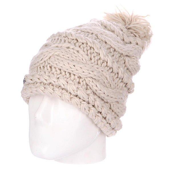Шапка женская Billabong Brain & Beauty White Cap