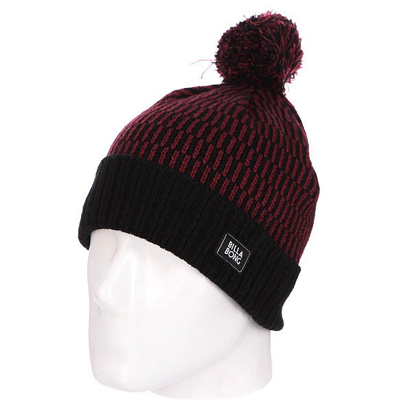 Шапка Billabong Thurso Beanie Black от Proskater