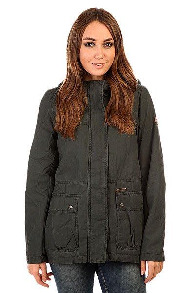 Куртка зимняя женская Billabong Iti Off Black