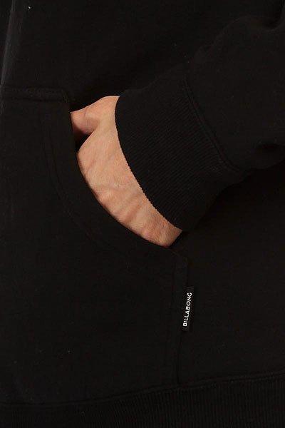 Толстовка утепленная Billabong Unity Zh Sherpa Black от Proskater