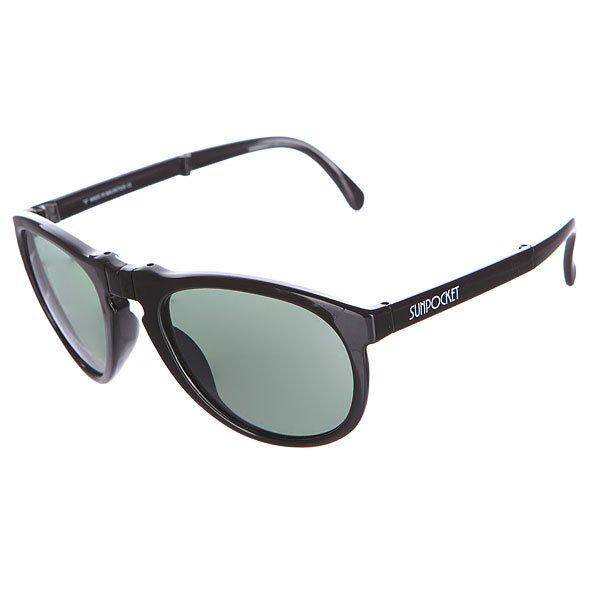 Очки Sunpocket Ii Black Seaweed<br><br>Цвет: черный<br>Тип: Очки<br>Возраст: Взрослый<br>Пол: Мужской