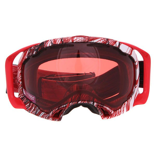 Маска для сноуборда Oakley Splice Topography/Black Prizm Rose от Proskater