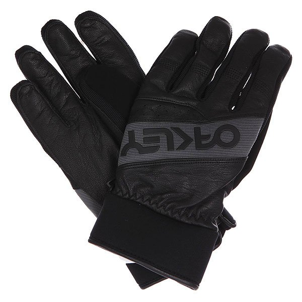 Перчатки сноубордические Oakley Factory Winter Glove Black от Proskater
