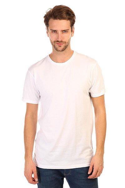 Футболка Analog Analog Ss Crew 3 Pack Optic WhiteКомплект из 3 футболок<br><br>Цвет: белый<br>Тип: Футболка<br>Возраст: Взрослый<br>Пол: Мужской