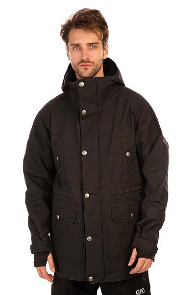 Куртка Burton Mb Cambridge Jk Washed True BlackПолнофункциональная сноубордическая куртка, выглядящая как городская.Характеристики:Мембрана DRYRIDE Durashell™ 2-Layer.  Внутренняя подкладка из тафты. Утеплитель – 3M™ Thinsulate™ 40 г.Застежка-молния + кнопки. Швы проклеены влагонепроницаемой лентой Gore-Seam. Фиксированная снегозащитная «юбка».Внутренний карман для защитной маски. Вентиляционные отверстия подмышками на молнии. Прорезные карманы для рук.Фасон: стандартный (regular fit).<br><br>Цвет: черный<br>Тип: Куртка утепленная<br>Возраст: Взрослый<br>Пол: Мужской