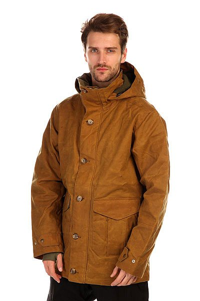 Куртка Burton Filson X Sentry Jkt Tin Oil Cloth от Proskater