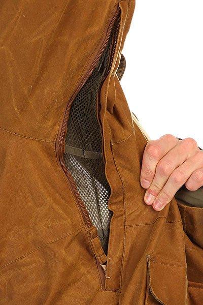Куртка Burton Filson X Sentry Jkt Tin Oil Cloth от Proskater